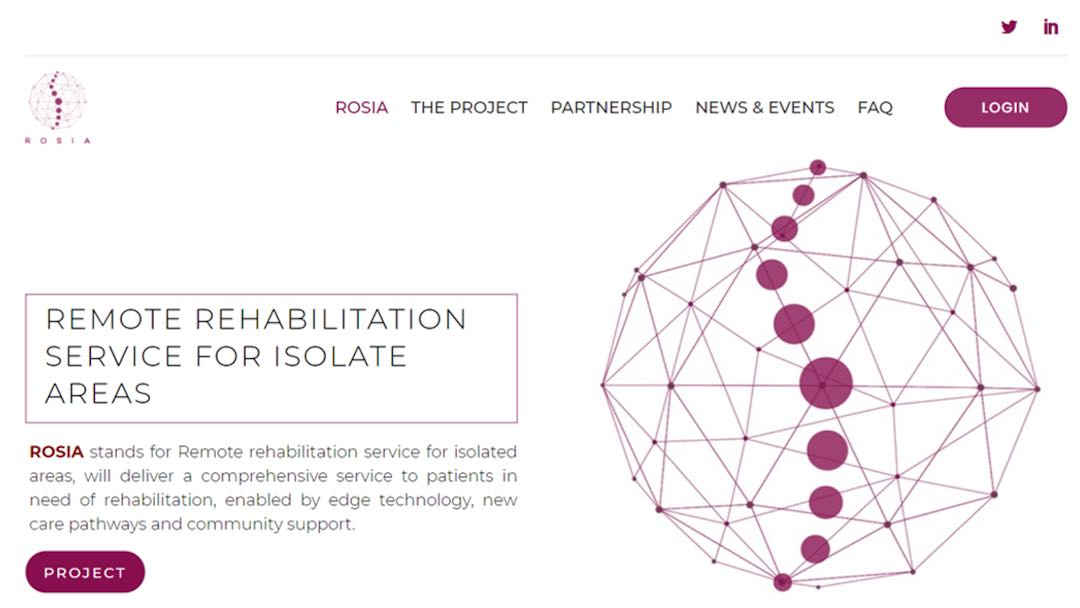 Welcome to ROSIA Website